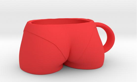 【干货】看完别喷血了:各种奇葩创意的3D打印杯子