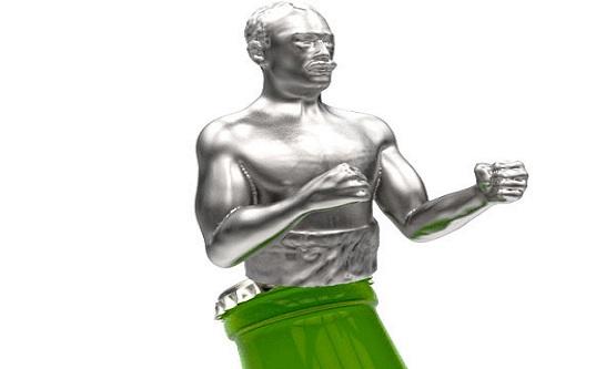 牛人45种炫酷开瓶式:3D打印开瓶器迷倒众生!
