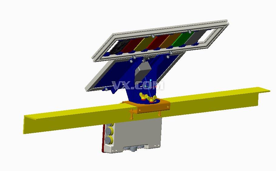 太阳能电池板电力铁塔安装架