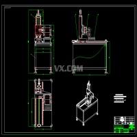 APR33 平板流延机结构设计