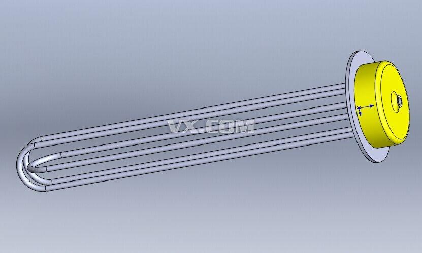 380v四根加热棒接线图