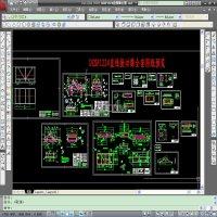 DZSF1224直线振动筛全套CAD图纸