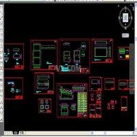SFJM01分级筛全套CAD图纸