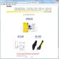 基恩士 3D CAD选型软件(喜欢请关注账号)