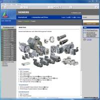 西门子伺服电机、控制器、数控系统面板等2D 3D CAD选型软件