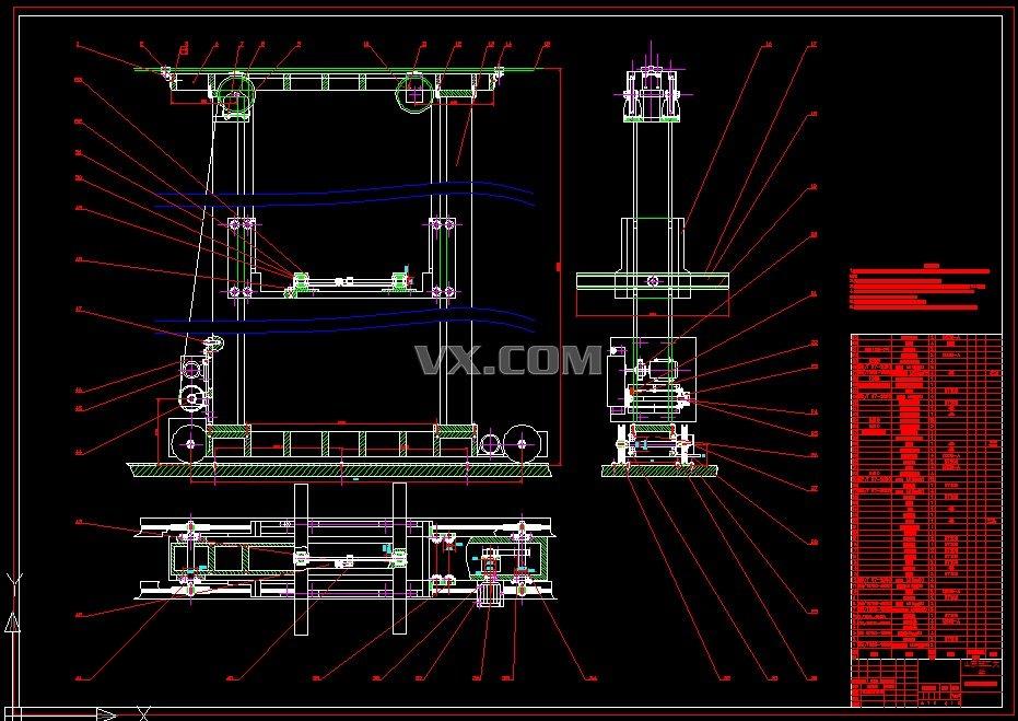 楼房宽带设计图纸图片