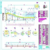 B500x8050带式输送机总图