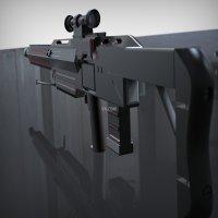 未来科技狙枪