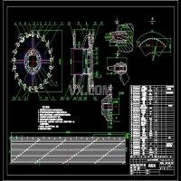 采煤机螺旋滚筒结构优化设计【原创含5张CAD图纸】