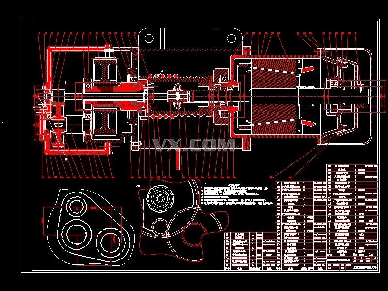 380v变36v控制电葫芦接线图