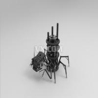 蒸汽朋克蜘蛛怪