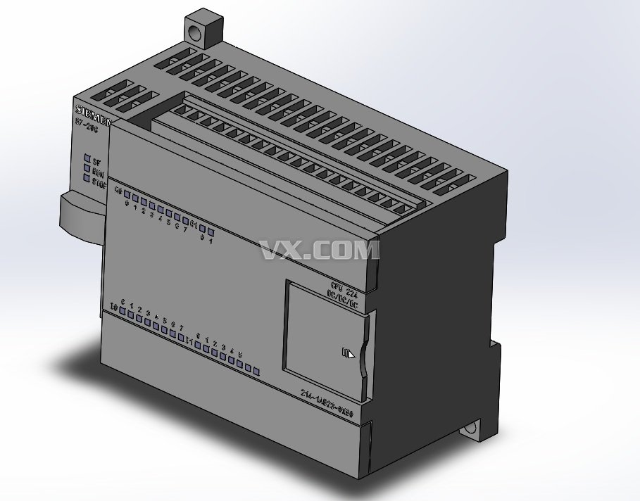 西门子plc224