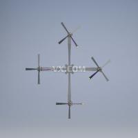 简易四翼飞行器