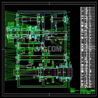 最大加工直径为250的车床主轴箱主传动设计[P=3kw 转速1800 355 公比1.26]