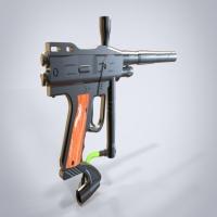 彩弹玩具枪