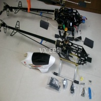 详细航模直升机