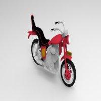 炫酷摩托车