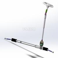 华晨宝马齿轮齿条式转向器的设计(全套含CAD图纸三维建模)