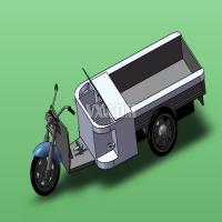 电动三轮车1