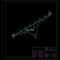 DSY500-6米移动皮带机(套图18张)