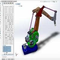 ABB IRB 760 ROBOT机器人 3D打印机