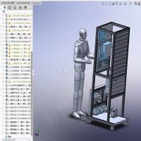西门子840D数控模拟台