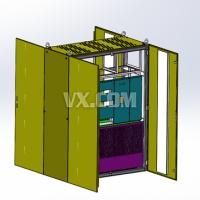 电子加速器电柜