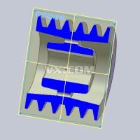 二级展开式斜齿圆柱齿轮减速器课程设计_庄集超