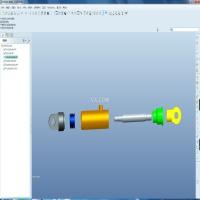 单杆双作用液压缸课程设计