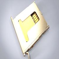 SIM/TF连接器卡座图档
