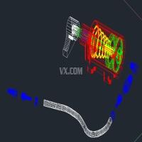 AutoCAD机械制图184例