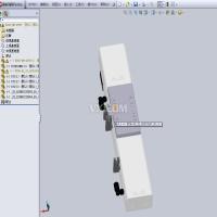 山云日尚SYS 直线模组SC无尘环境-皮带驱动3D-2D