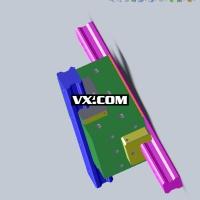 单体二维运动式导轨SCR型