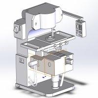 XK5040数控立式铣床主运动系统、进给系统及控制系统设计【全套包含CAD图纸三维建模】
