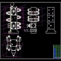 板料折弯机液压系统设计【18页-6张图纸】