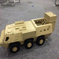 3D打印导弹车、装甲车、坦克、飞机、军舰军事模型礼品