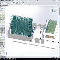 大型库房规划设计