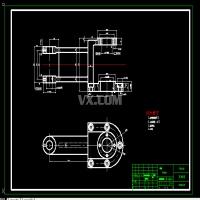 轴承支撑座机械加工工艺及钻孔夹具设计