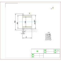 轴承盖加工工艺规程及夹具设计