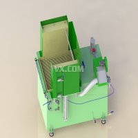 X_T 工业水洗设备