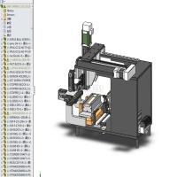STP SMD线圈焊接机