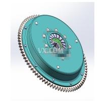 基于SolidWorks的离合器三维建模设计