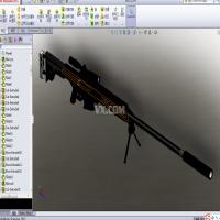 狙击玩具步枪