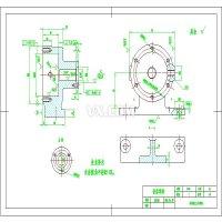 泵体零件数控加工工艺设计、编程及夹具设计