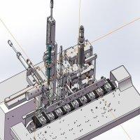 USB自动焊线机模型分享(已验证)