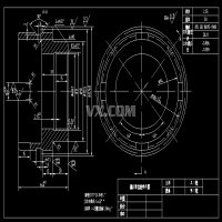 离合器齿轮机械加工工艺及夹具设计