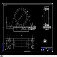 轴承座零件的加工工艺及铣底面夹具设计