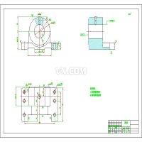 轴承座机械加工工艺及夹具设计
