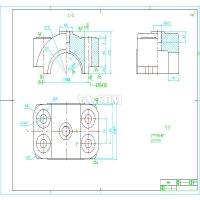 K253-LX-31轴承盖 机械加工工艺规程及夹具钻M30X2孔 铣侧面夹具设计
