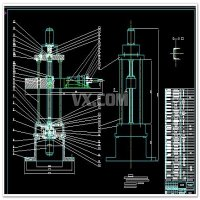三自由度圆柱坐标型工业机器人设计